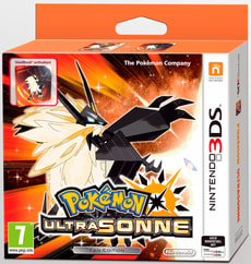 3DS - Pokémon Ultra-Soleil - Fan Edition