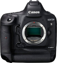 EOS 1D X Mark II Import