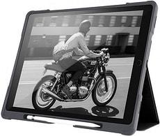 """Dux Plus - Case pour iPad Pro 12.9"""" - noir/transparent"""
