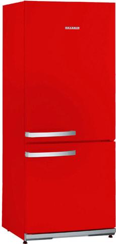 Réfrigérateur / Congélateur KS9776 rouge