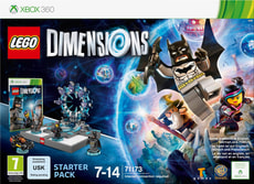 XBox 360 - LEGO Dimensions Starter Pack