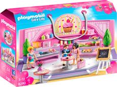 Playmobil City Life Cupcake Caffè  9080