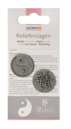 Relief Ying & Yang