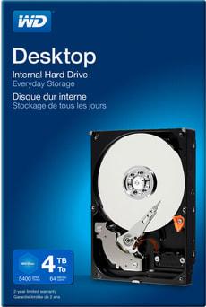 "Desktop Everyday 4TB 3.5"""