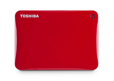HDD Canvio Connect II 2TB red