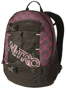 NITRO BACKPACK DIAMOND WMS CHECK