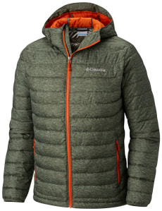 Powder Lite Hooded Jacket