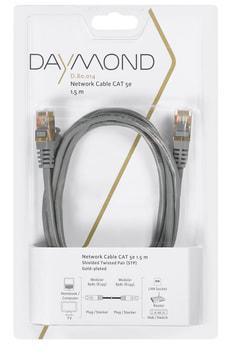 D.80.014 1.5m Câbles réseau