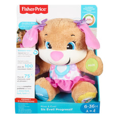 Fisher Price Fpp52 Sis Éveil Progres. (F)