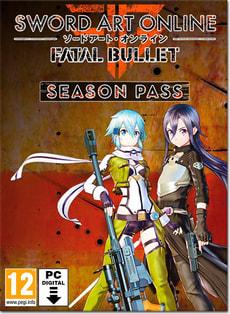 PC - Sword Art Online: Fatal Bullet - Season Pass - D/F/I