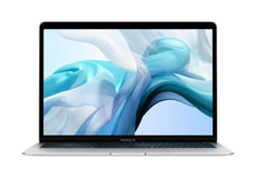 MacBook Air 13 1.6GHz i5 128GB silver