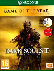 Xbox One - Dark Souls 3 - The Fire Fades Edition
