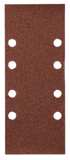 Patins abrasifs, corindon, 93 x 230 mm, K80