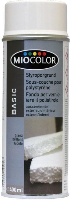 Sous-couche pour polystyrène
