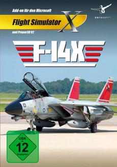 PC - F-14 X für FSX und Prepar3D V2