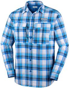 Cascades Explorer LS Shirt