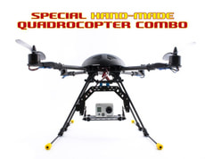 Drohne Hand-Made Edition