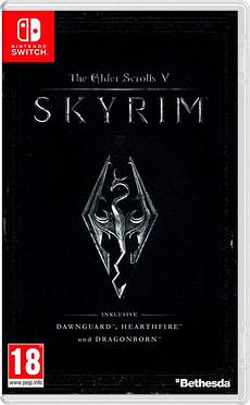 NSW - The Elder Scrolls V: Skyrim F