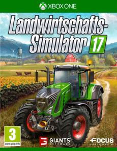 Xbox One - Landwirtschafts-Simulator 17