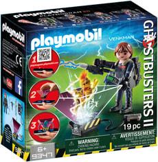 Playmobil Ghostbuster Peter Venkman