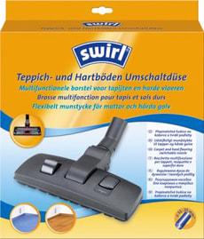 Brosse multifonctpour tapis et sols durs