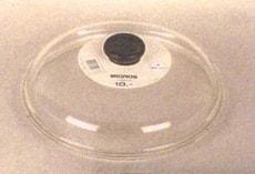 GLASDECKEL D28CM WESTERN-