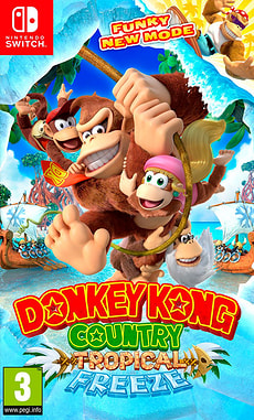 Switch - Donkey Kong Country: Tropical Freeze (F)