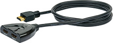 Distributeur HDMI noir