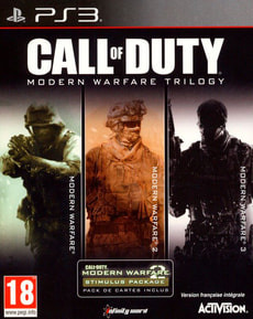 PS3 - Call of Duty : Modern Warfare Trilogy