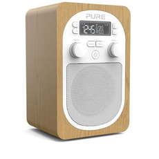 Pure Evoke H2 Digitalradio Eiche