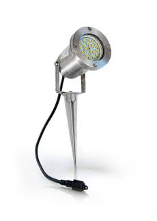 EASY CONNECT LED Projecteur aluminium brossé, 4 W