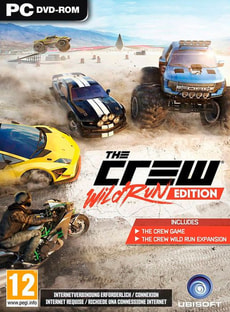 PC -  The Crew Wild Run