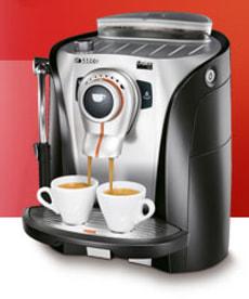 L-*MACHINE A CAFE AUTOMATIQUE ODEA GO!
