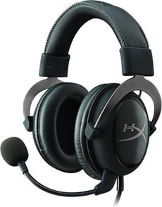 Cloud II Headset Gun Metal (grau)