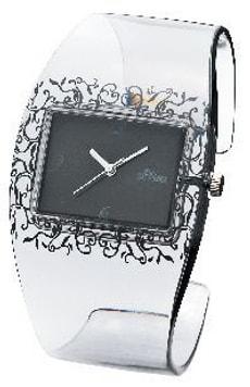 L- s.Oliver LIFESTYLE gris montre