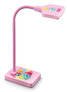 Lampe à poser PRINCESSE ROSE LED