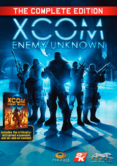 PC XCOM: Enemy Unknown - Comp Ed (Mac)
