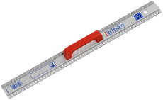 Règle à mesurer et à découper Comfort