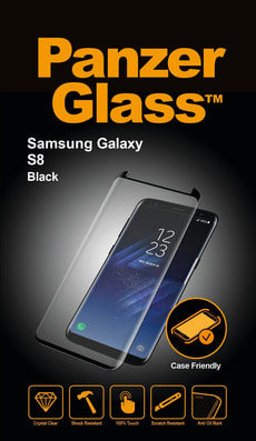 Screen Protector Case Friendly