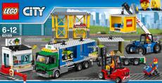 LEGO City Terminal merci 60169