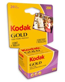 Gold 200 135-24 Einzelpack Film