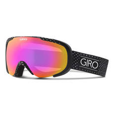 GIRO FIELD BLACK MINI DOTS