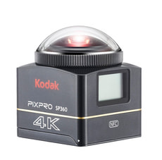 SP360 4K Camera, Explorer Pack