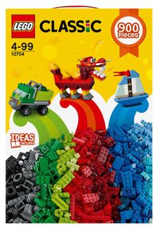 Lego Classic  Kreativ-Steinebox 10704