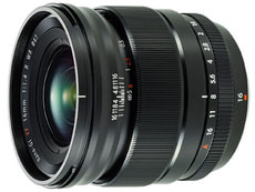 FUJINON XF 16mm F1.4 R WR