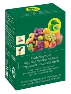 Piège pour mouches des fruits