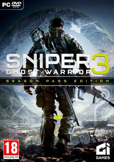 PC - Sniper Ghost Warrior 3 Season Pass Edition
