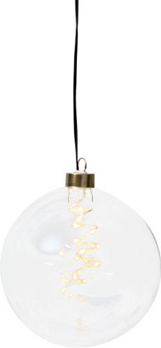 LED Glow Glass Ball Ø 12 cm