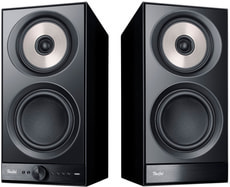 Stereo M (1 Paar) - Schwarz