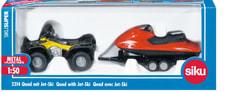 Quad avec Jet-Ski 1:50